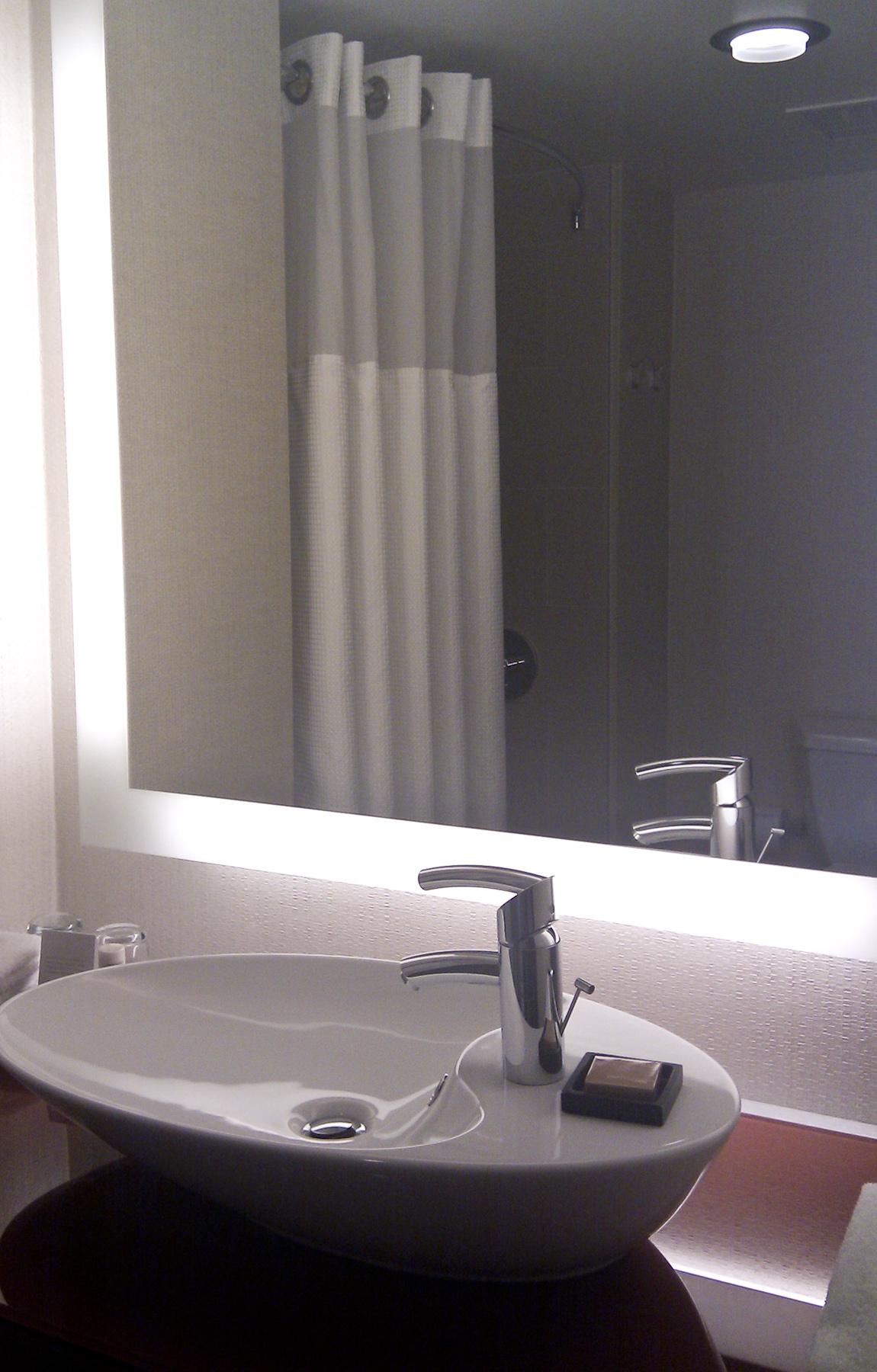 Grand Hyatt badrum
