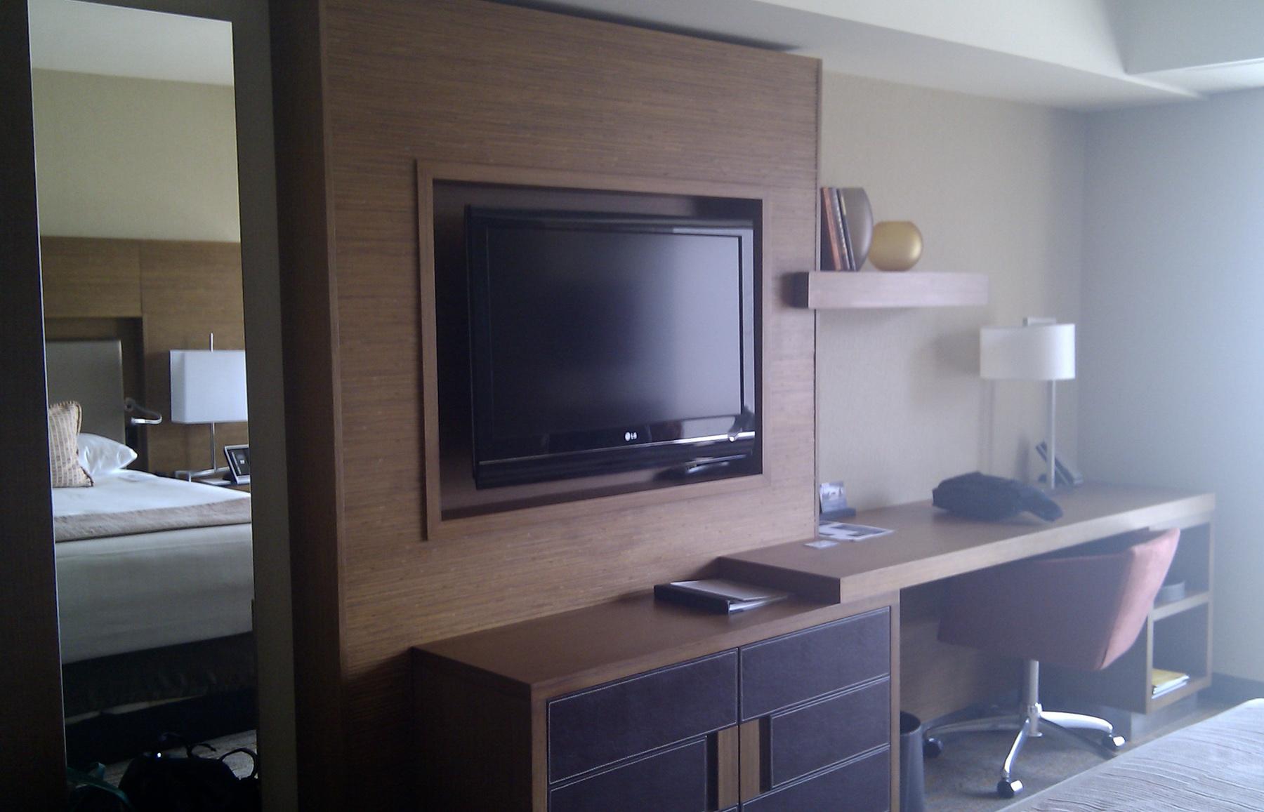 Grand Hyatt skrivbord