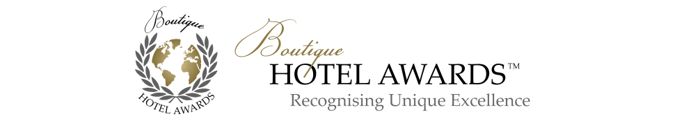 Boutiqe Hotel Awards site