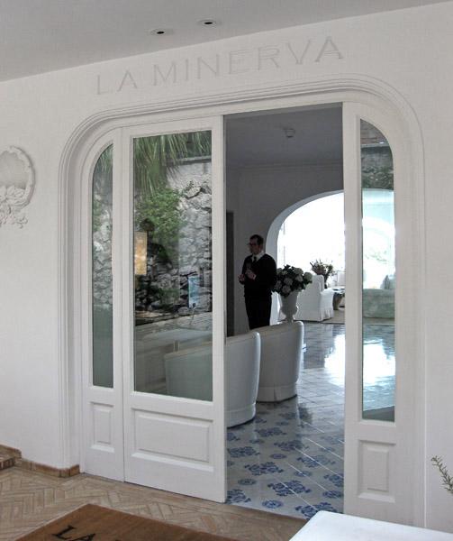 La Minerva Capri Hotel