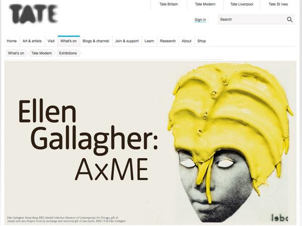 Tate Modern i London väntar på vårt besök!