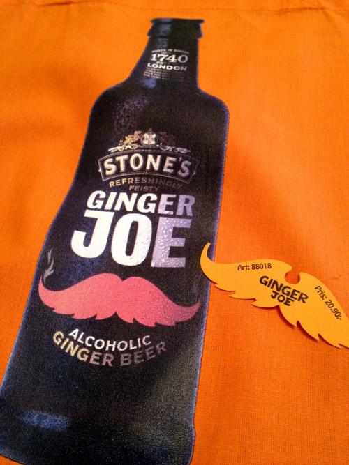 GInger Joe beer