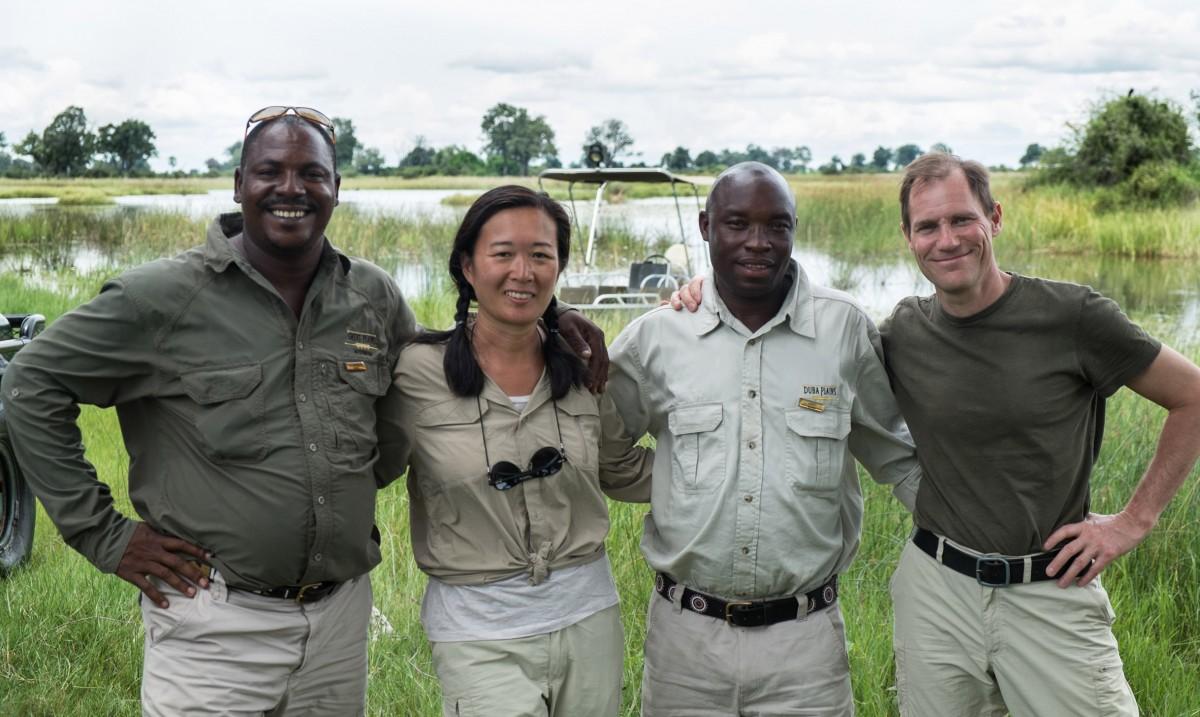 Safari Botswana 2014